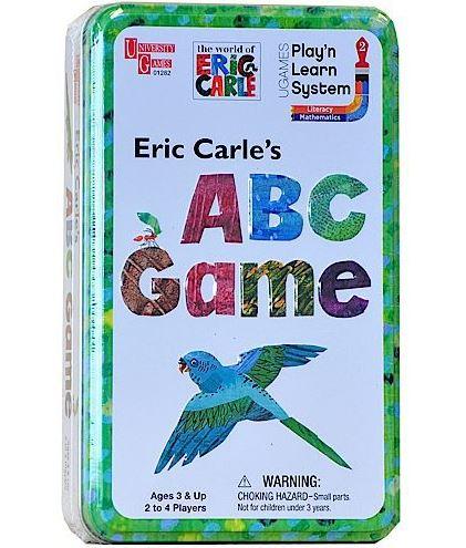 Eric Carle ABC Game
