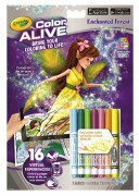 Book - Color Alive Enchanted Forest