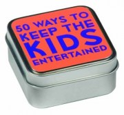 Cards - 50 Ways to keep kids entertained1