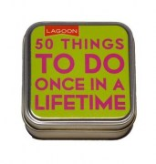 Cards - 50 things to do once in a lifetime1