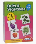 Game - Fruit and Vegetables
