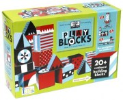 Play Blocks - green
