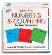 Wikki Stix - Numbers and Counting